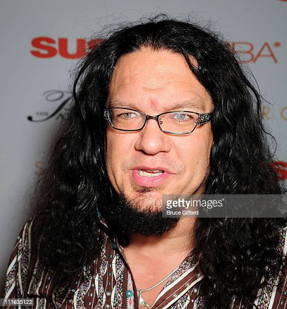 Comedian/Illusionist Penn Jillette arrives at SushiSamba Strip Grand Opening Bash at SushiSamba and SugarCane Boutique Nightclub inside The Shoppes...