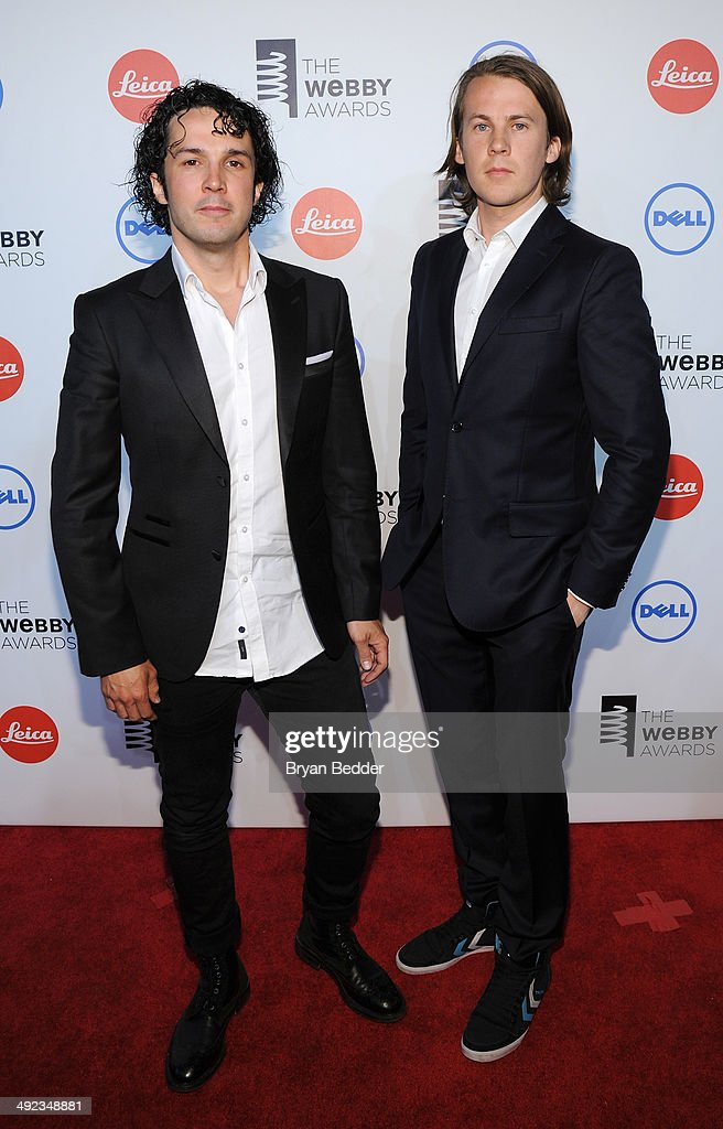 The 18th Annual Webby Awards - Arrivals