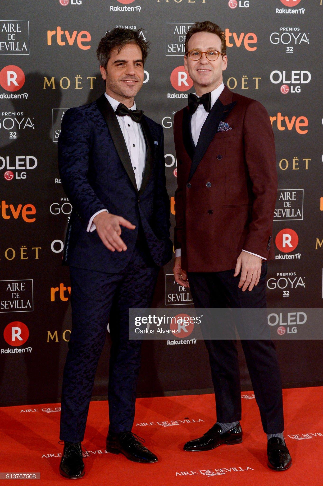 ¿Cuánto mide Ernesto Sevilla? - Altura Comedians-ernesto-sevilla-and-joaquin-reyes-attend-goya-cinema-awards-picture-id913767508?s=2048x2048