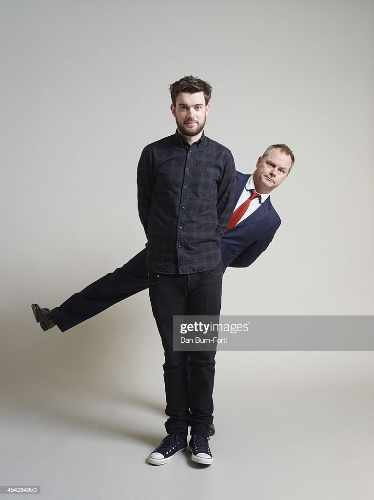 Jack Dee & Jack Whitehall, ES magazine UK, December 7, 2013