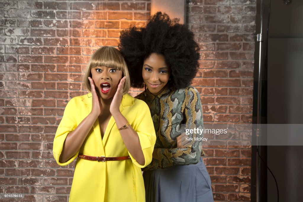 Phoebe Robinson and Jessica Williams, Los Angeles Times, February 9, 2018