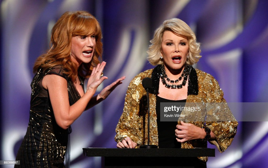 The Comedy Central Roast Of Joan Rivers - Show : News Photo