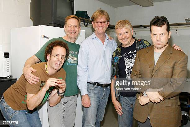 Comedians Kevin McDonald Scott Thompson Mark McKinney Dave Foley Bruce McCulloch of The Kids in the Hall Perform at the Montreal Just for Laughs...