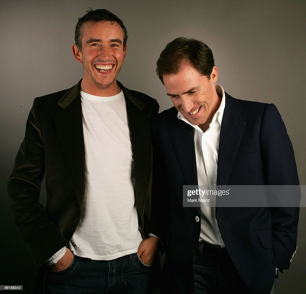 CA: Portraits of 'Steve Coogan and Rob Brydon' at AFI Fest 2005 presented