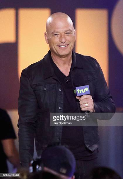 Comedian/tv personality Howie Mandel attends the The Impractical Jokers Live Punishment Special hosted By Howie Mandel at 19 Fulton Street on...