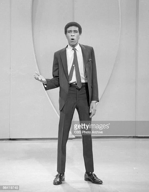 SHOW Comedic guest Richard Pryor Image dated February 27 1966