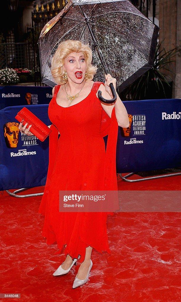 UK: The British Academy Television Awards - Arrivals : News Photo