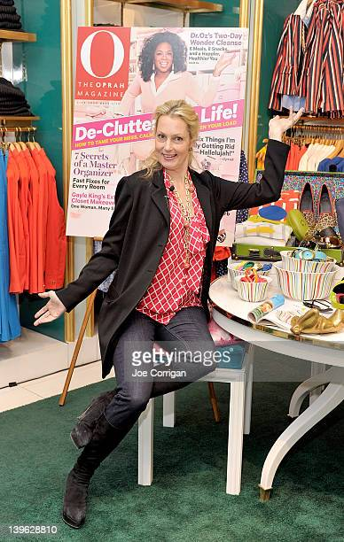 Comedienne Ali Wentworth attends An Evening With Ali Wentworth Adam Glassman at the C Wonder Flagship Store on February 23 2012 in New York City