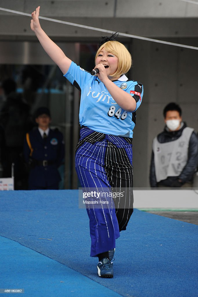 Kawasaki Frontale v Vissel Kobe - J.League 2015 : News Photo