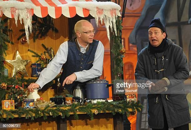ComedyDuo Heißmann Rassau alias Volker Heißmann und Martin Rassau 5 BRBenefizGala SternstundenGala Frankenhalle Nürnberg Bayern Deutschland Europa...