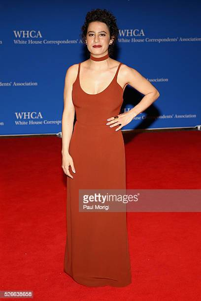 Comemdian Ilana Glazer attends the 102nd White House Correspondents' Association Dinner on April 30 2016 in Washington DC