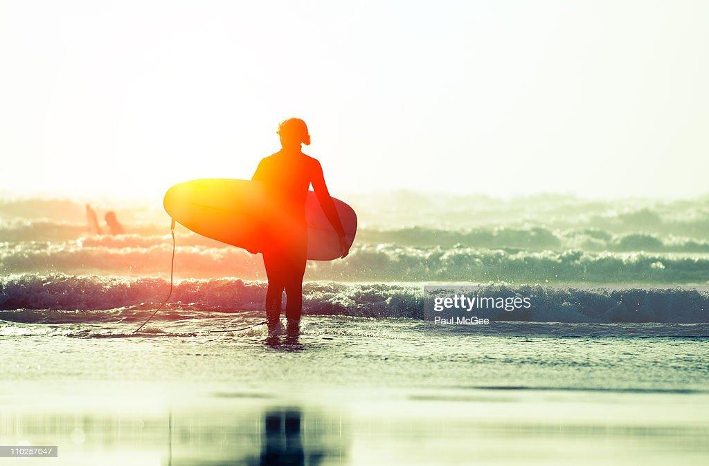Comes the sun : Stock Photo