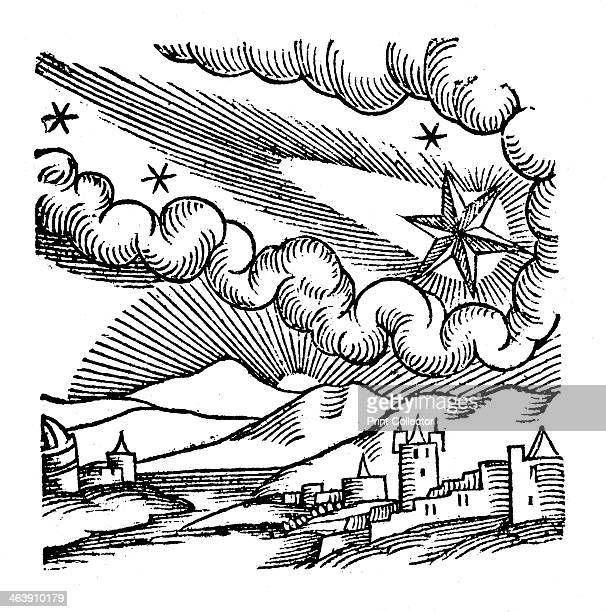 Comet of 1456 , 1557. The English astronomer, Edmond Halley was the first to suggest that appearances of bright comets every 76 years were in fact...