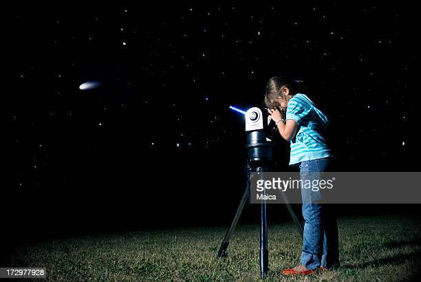 comet - astronomy stock photos and pictures