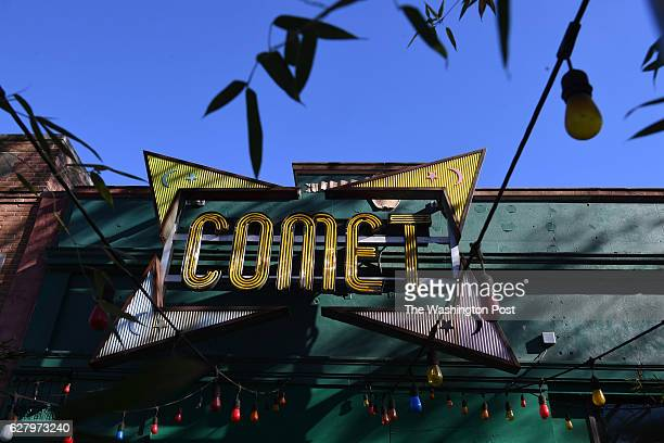 Comet Ping Pong is seen on Monday Decmmber 05 2016 in Washington DC A man identified as Edgar Maddison Welch was arrested after coming to the...