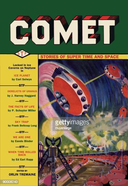 Comet UFO Dogfight