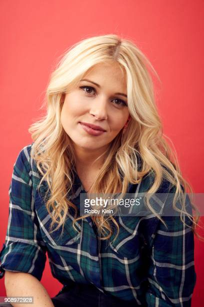 Comfort Clinton from the film 'Paint' poses for a portrait in the YouTube x Getty Images Portrait Studio at 2018 Sundance Film Festival on January 22...