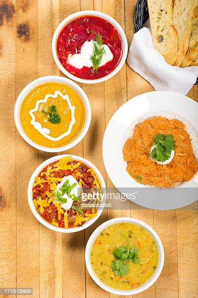 comfort foods - butter chicken stock photos and pictures