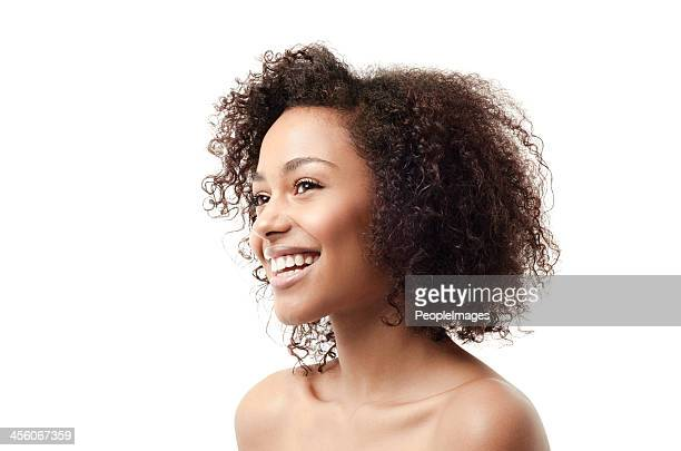 comfortable and care free - black women stock photos and pictures
