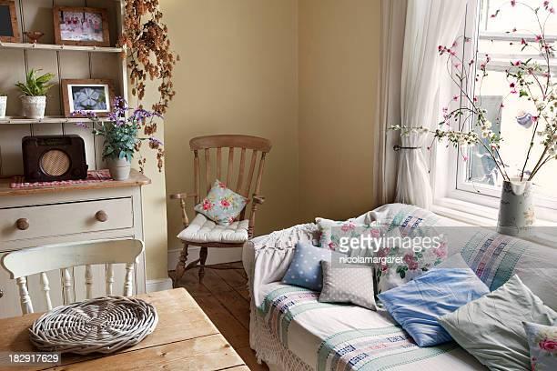 Comfortable breakfast room