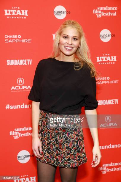 Comfot Clinton from the series 'Paint' attends the Indie Episodic Program 1 during 2018 Sundance Film Festival at The Ray on January 23 2018 in Park...