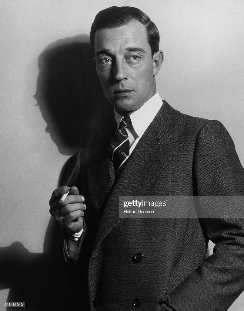 Comic Actor Buster Keaton, ca. 1928