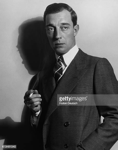 Comic Actor Buster Keaton ca 1928