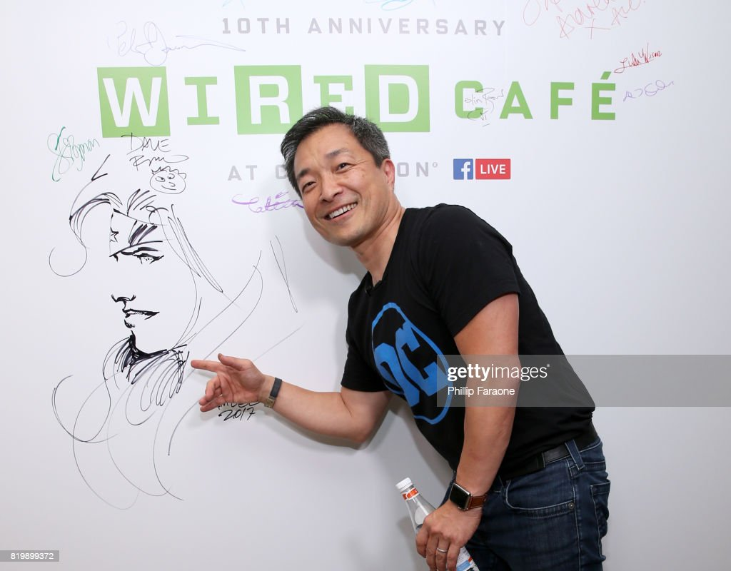Photos et images de 2017 WIRED Cafe At Comic Con, Presented By AT&T ...