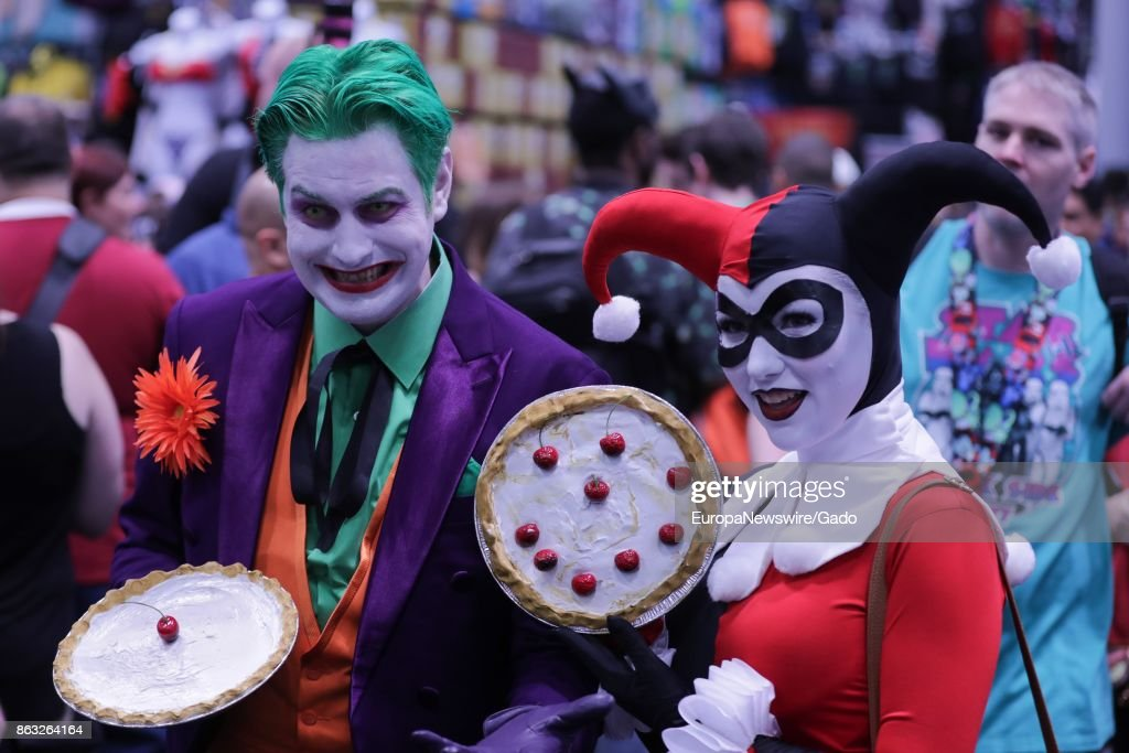 NY Comic Con : News Photo