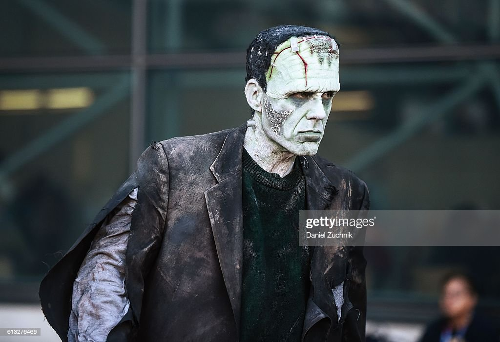 2016 New York Comic Con - Day 2 : News Photo
