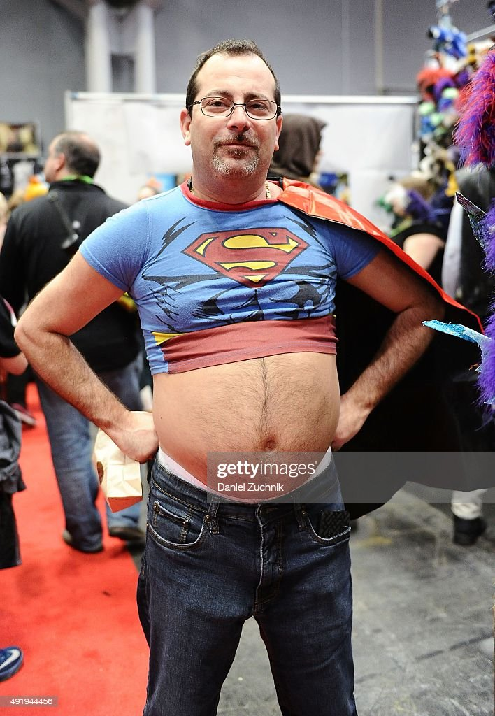 New York Comic-Con 2015 - General Atmosphere : News Photo
