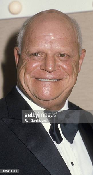 Comic Don Rickles attends 31st Annual Thalians Ball Honoring Shirley MacLaine on October 11 1986 at the Century Plaza Hotel in Century City California