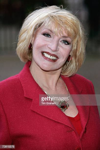 Comic Faith Brown attends the Children of Courage Awards at Westminster Abbey on December 13 2006 in London England