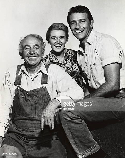 Comic trioWalter Brennan Kathy Nolan and Dick Crenna pool their versatile talent for a winning combination of humor and fun Thursday nights on ABCTV...