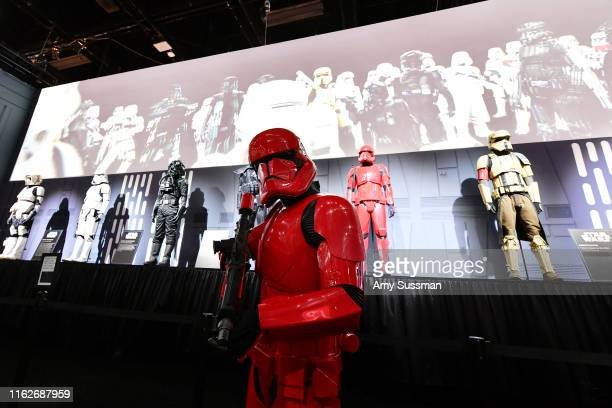 Comic-Con International Preview Night at San Diego Convention Center on July 17, 2019 in San Diego, California.