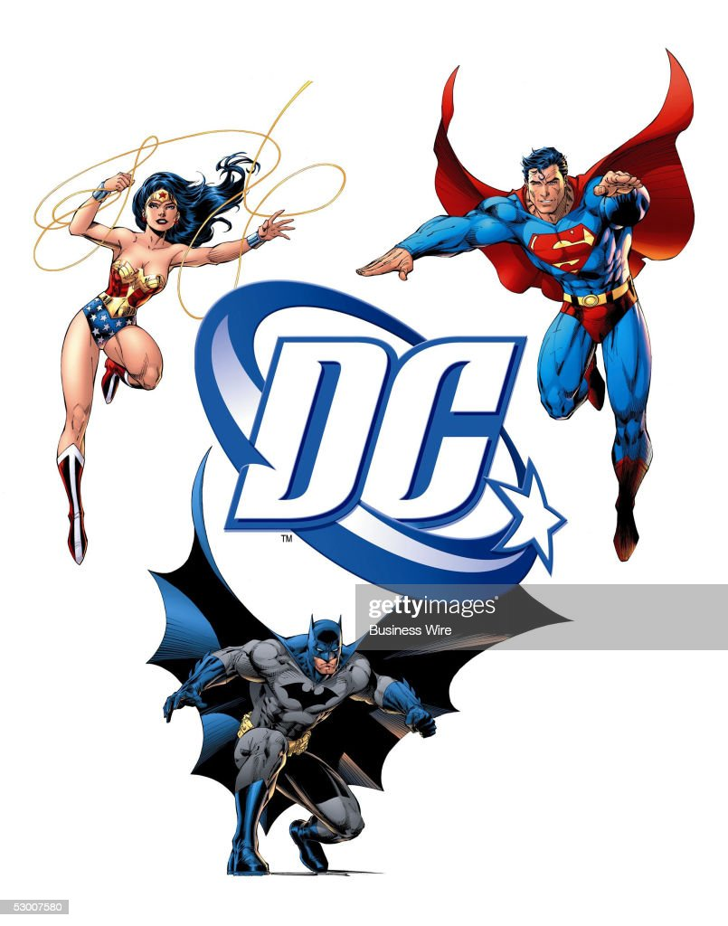 DC Comics and Warner Bros. Unveil a New Company Logo for DC Comics : News Photo