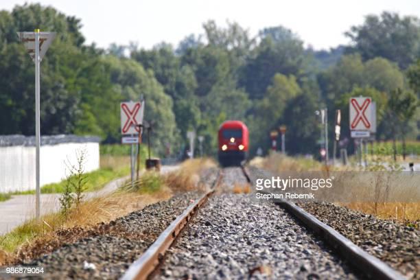 coming closer / lower austria, austria (2013) - stephan rebernik stock-fotos und bilder
