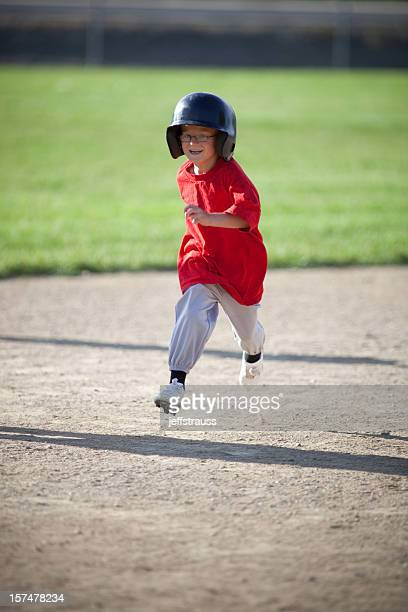 coming in to third base - base sports equipment stock pictures, royalty-free photos & images