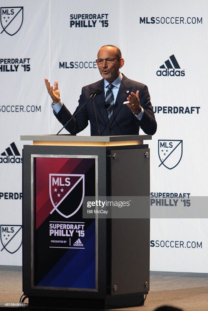 2015 MLS SuperDraft