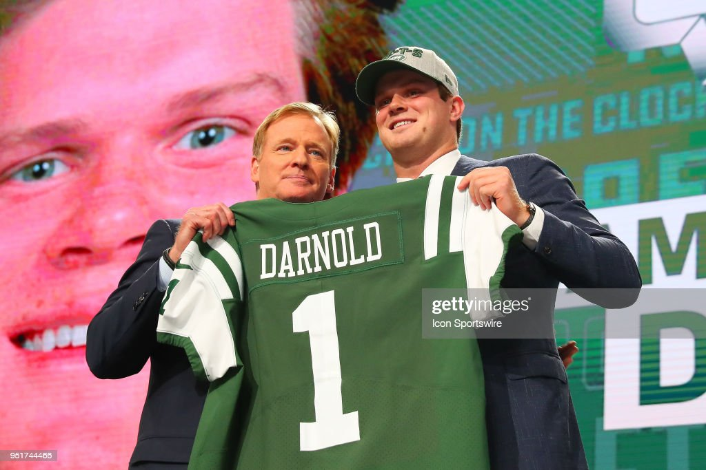 NFL: APR 26 2018 NFL Draft : ニュース写真