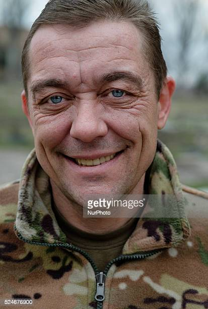 Commander Andrei is trying to do his best to assure security in Krasnogorovka But again here without the help of volunteers and the NGOs his effort...