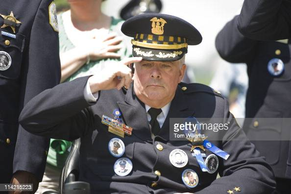 Commander Joe Murphy Of The Chicago Police Department