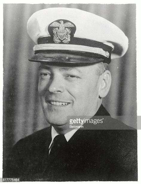 Commander Lloyd M Buchner of Lincoln Nebraska is skipper of the American intelligence ship the USS Pueblo which was seized on the high seas early...