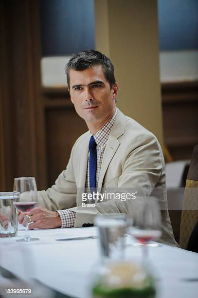 TOP CHEF Commander's Palace Episode 1103 PIctured Judge Hugh Acheson at Commander's Palace Restaurant
