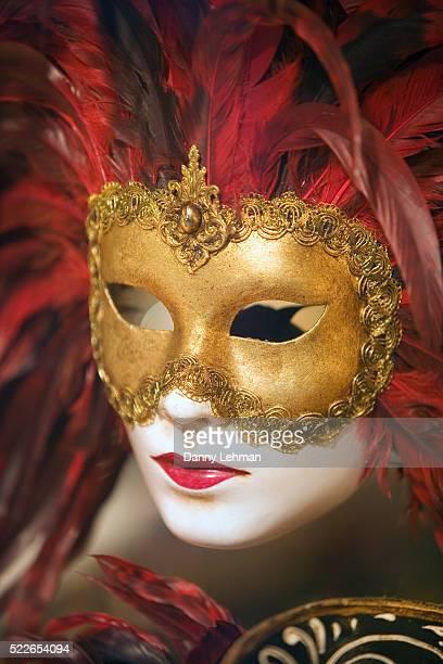 commedia dell'arte mask - arte stock-fotos und bilder
