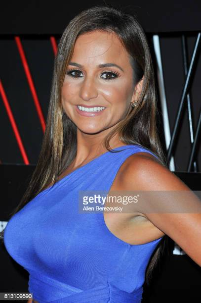 ESPN commenator Dianna Russini attends BODY At The ESPYS PreParty at Avalon Hollywood on July 11 2017 in Los Angeles California