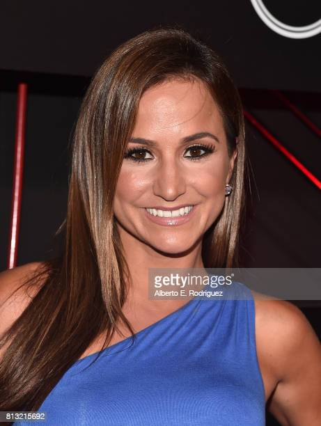 ESPN commenator Dianna Russini attends the BODY at The EPYS PreParty at Avalon Hollywood on July 11 2017 in Los Angeles California