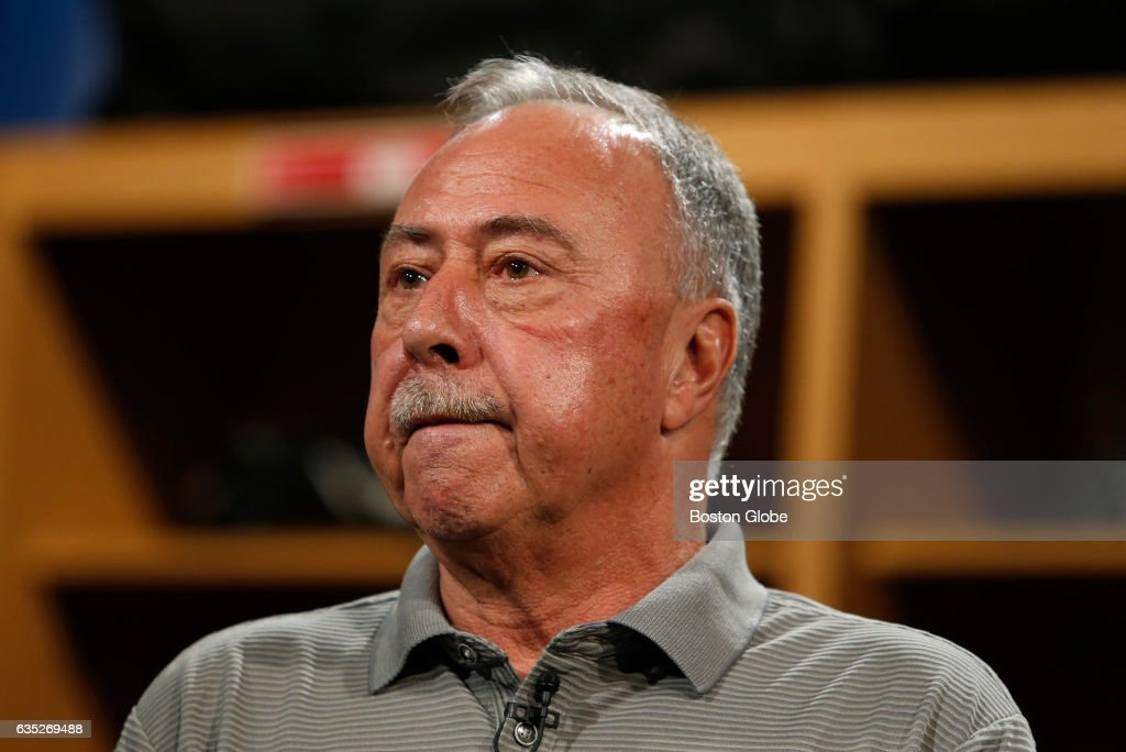 Jerry Remy Talks About Recurrence Of Cancer At NESN Studios