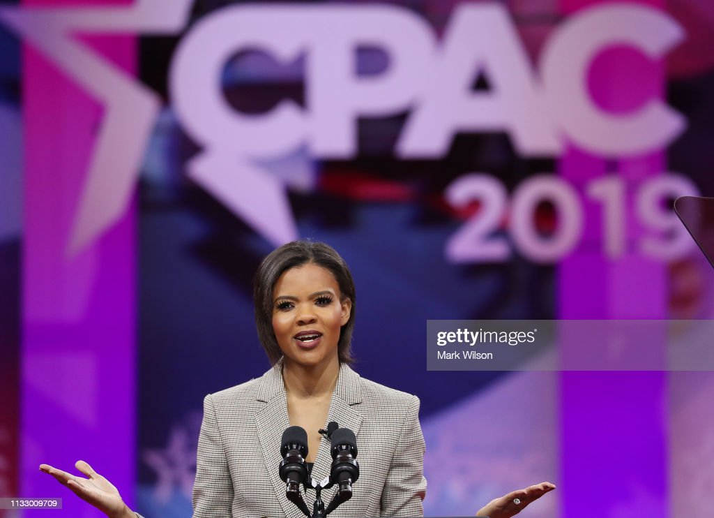 Conservatives Come Together For Annual CPAC Gathering : News Photo