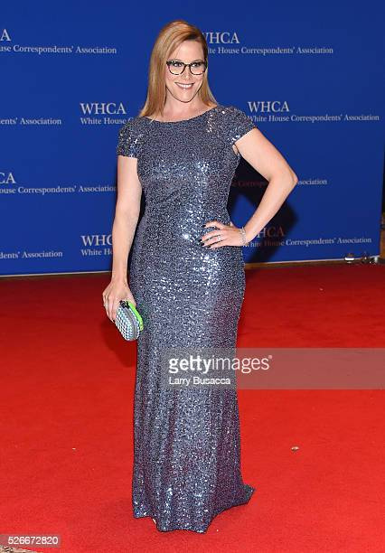 Commentator S E Cupp attends the 102nd White House Correspondents' Association Dinner on April 30 2016 in Washington DC